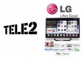 "LG 42"" Full HD 3D LED TV 42LM620s + Tele2 SmartMix 450"
